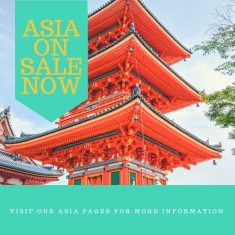 asia on sale now
