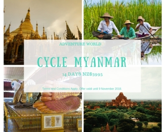 Cycle Myanmar AW