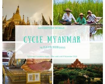 Cycle Myanmar AW