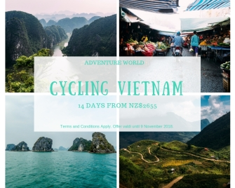 Cycling vietnam AW