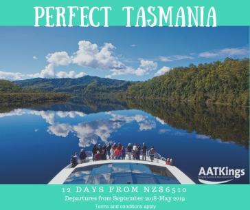 perfect tasmania AAT