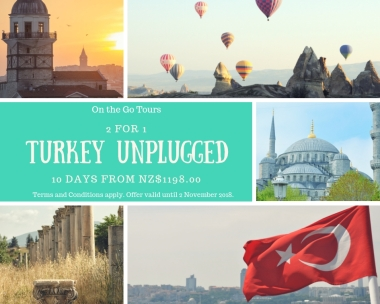 TURKEY UNPLUGGED